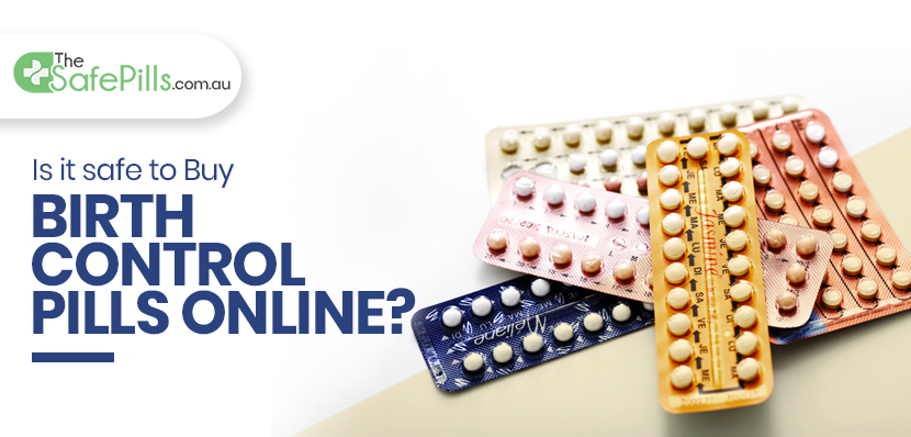 Is it safe to Buy Birth Control Pills Online?
