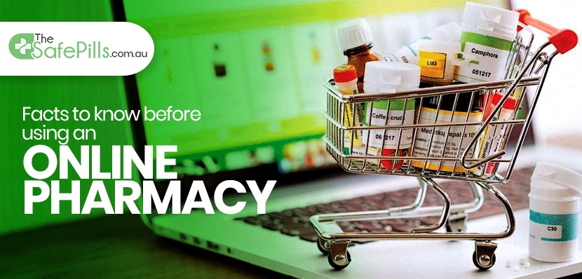 Facts to know before using an Online Pharmacy