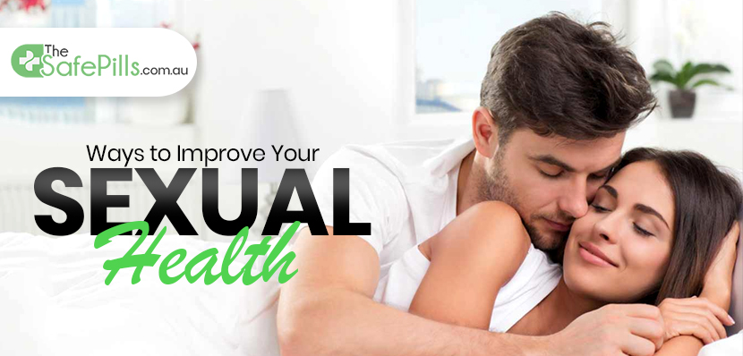 Ways to Improve Your Sexual Health