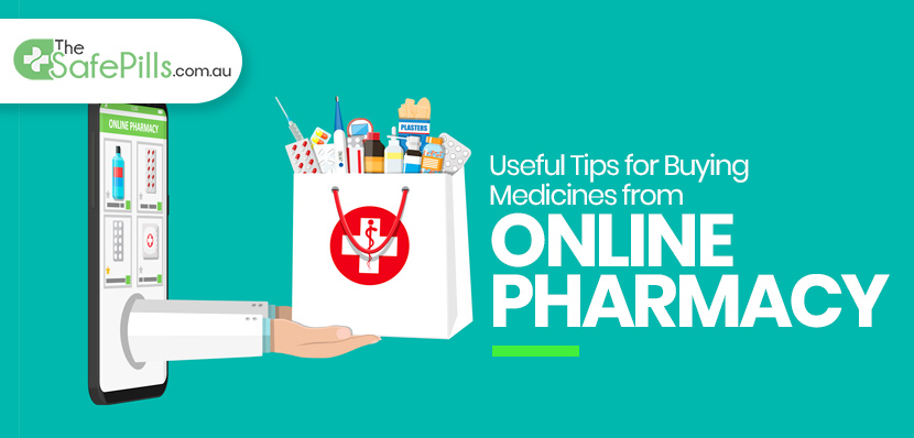 Useful Tips for Buying Medicines from Online Pharmacy