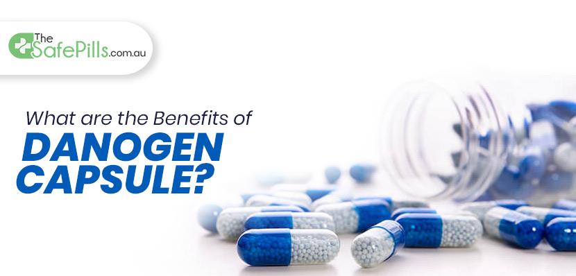 What are the Benefits of Danogen Capsule?
